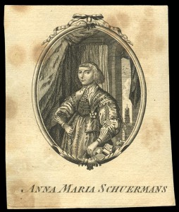 Events related to Anna Maria van Schurman