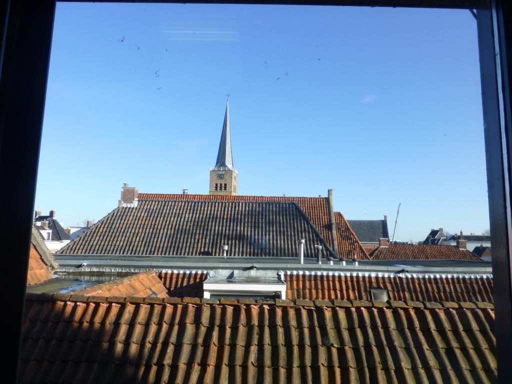 View from Museum Martena, Franeker